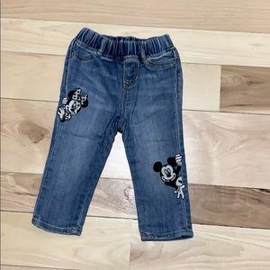 Gap Disney jeans